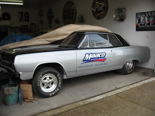 Tims Muscle Cars Home Page